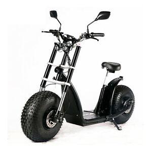 Força Knumo II 1500W Fatwheel Lowrider E-Scooter Électrique