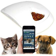 Feed And Go Pet Feeder With Built In Webcam & Wi-Fi. NEW 2018 Model.