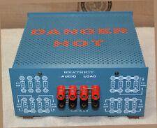 Heathkit Audio Dummy Load Model ID-5252 4 8 16 Ohm 60 120 240 Watts