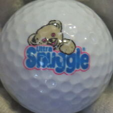 (1) Snuggle Fabric Softener Logo Golf Ball