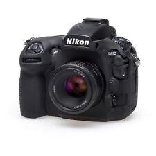 EasyCover PRO Silicone Skin CAMERA ARMOR CASE adatta Nikon D810 Dslr-Nero