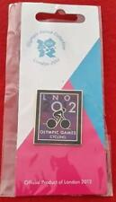 Olympics London 2012 Venue Sports Logo Pictogram Pin - Road Cycling - code 1735