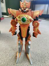 '06 Bandai Japan Sentai Boukenger DX Zuban Power Rangers Operation Over Megazord