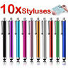 10x Universal Metal Touch Screen Pen Stylus For iPhone iPad Tablet Phone Samsung