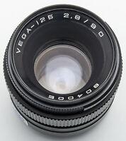 Kiev Vega-126 90mm Vega126 Vega 126 90 mm 90mm 1:2.8 2.8 - Mittelformat