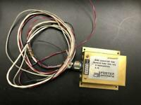 FOSTER AIR DATA ADAPTER FOR NARCO DME 190/195 P/N  804B0105 USED #  12509
