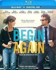 Begin Again (Blu-ray Disc, 2014)