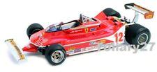 1:18 Exoto Ferrari 312 T4 Nr. 12 Gilles Villeneuve GP France 1979 GPC97077, RAR