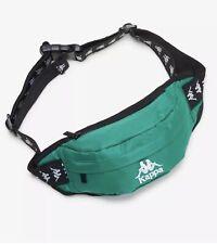 Kappa Green Anais Travel / Sports Crossbody Sling Waistpack Bag / Hip Fanny Pack