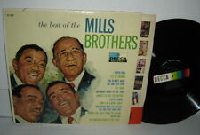 MILLS BROTHERS The best of the Mills Brothers Decca DL8148 Paper Doll After You