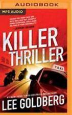 Ian Ludlow Thrillers Ser.: Killer Thriller by Lee Goldberg (2019, CD MP3, Unabridged edition)