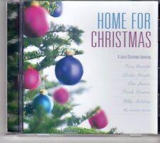 (EU385) Home For Christmas, A Jazzy Christmas - 2011 Sealed CD