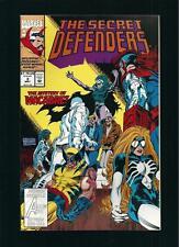 The secret Defenders us Marvel Comic vol.1 # 3/'93
