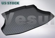 For Honda Civic 2012-2015 Rubber Rear Trunk Cargo Liner Trunk Tray Floor Mat