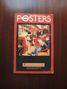 London Transport Posters by Michael Levey (Paperback, 1976)