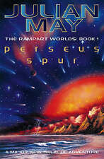 PERSEUS SPUR: AN ADVENTURE OF THE RAMPART WORLDS., May, Julian., Used; Very Good