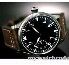 New Parnis Big Pilot 44mm Manual Wind Thin Case