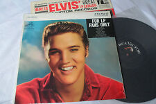 ELVIS__Original 1965__For LP Fans Only__SHRINK__LSP-1990__EX++