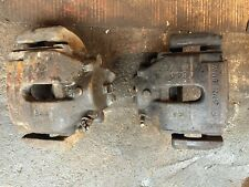 BMW E46 330i 330d FRONT BRAKE CALIPERS carriers 57/25 bremssattel (E36 UPGRADE)