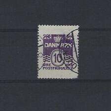 DANEMARK Yvert n° 259b oblitéré