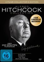 ALFRED HITCHCOCK COLLECTION VOL.2 - YOUNG/STUART/BLYTHE/4 FILME AUF DVD NEUF
