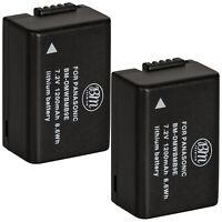 BM 2X DMW-BMB9 Batteries for Panasonic Lumix DMC- FZ48K, FZ60, FZ70, FZ100 FZ150