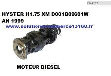 HYSTER H1.75 XM D001B09601W diesel 1999 CARDAN CROISILLON ENTRAINEMENT DE POMPE