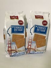 German Cookies On Tour Vanilla 15.87 oz Expiration Date 01.01.2021 Value 2Pk