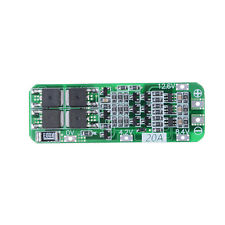 3S 20A 12.6V Cell 18650Li-ion Lithium Battery Charging BMS Protect PCB Board ZPZ