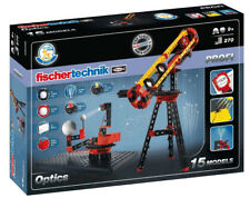 Fischertechnik 520399 - PROFI Optics | Experimentierbaukasten