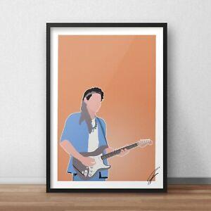 John Mayer INSPIRED WALL ART Print / Poster A4 A3 singer free fallin search