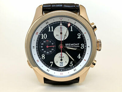 *Super Rare* Bremont 18K Rose Gold DH-88 Limited Edition Watch in FULL SET