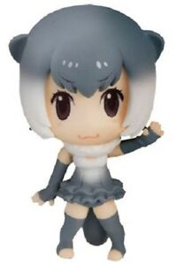 FuRyu Kemono Friends Mini Collectible 2.75'' Anime Figure~Common Raccoon AMU8634