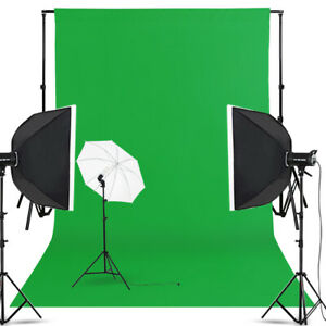 Screen Photography Backdrop 8X10FT Photo Background Cloth for Video Recording