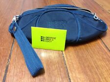 GEORGE GINA & LUCY No Slip No Sleep Wristlet With Card Navy