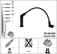 Conjunto De Plomo De Encendido HT NGK RC-KA1204 6299