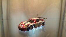 Minichamps 1:43 Porsche 911 GT3 RSR Le Mans 2009 #76