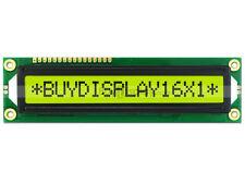 5V 16x1 Display HD44780 Controller LCD Big Character Module w/Tutorial,Bezel