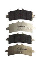 Pasticche Anteriori BREMBO RC Per DUCATI HYPERMOTARD EVO SP 1100 2011 (07BB37RC)