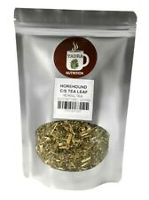 White Horehound Herbal Tea Cut and Shifted Marrubium Vulgare 2oz-8oz