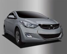 Front Bonnet Emblem Hood Guard Garnish Deflector for Hyundai Elantra 11-15