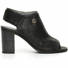 Sandali da donna con cinturino posteriore nero NeroGiardini