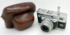 Vintage Voigtlander Vitesse T 35mm Rangefinder Camera - 50mm F2.8 Lens #4195
