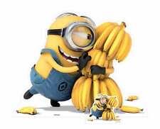 Minion holding Bananas Despicable Me 3 Minions Lifesize & Mini Cardboard Cutout