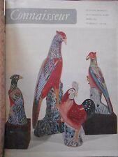 MAGAZINE LE GUIDE MENSUEL DE L'AMATEUR D'ART - ANNEE 1952 COMPLETE (10 NUMEROS)