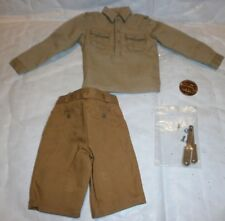 Alert Line DAK shirt & shorts 1/6th scale toy accessory