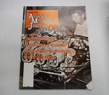 Aviation Mechanics Journal Magazine Fuel Injectors December 1971 FAL FAA 110216R