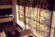 Vtg 1956 New York City Architecture Hotel Interior Escalator Original 35mm Slide