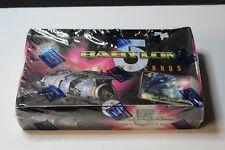 Babylon 5 Coming of Shadows Collectible Card Game SEALED Box, 48 Packs per Box