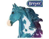 Breyer Horse Chrystalline 2020 Decorator Limited Edition NIB Friesian Mold
